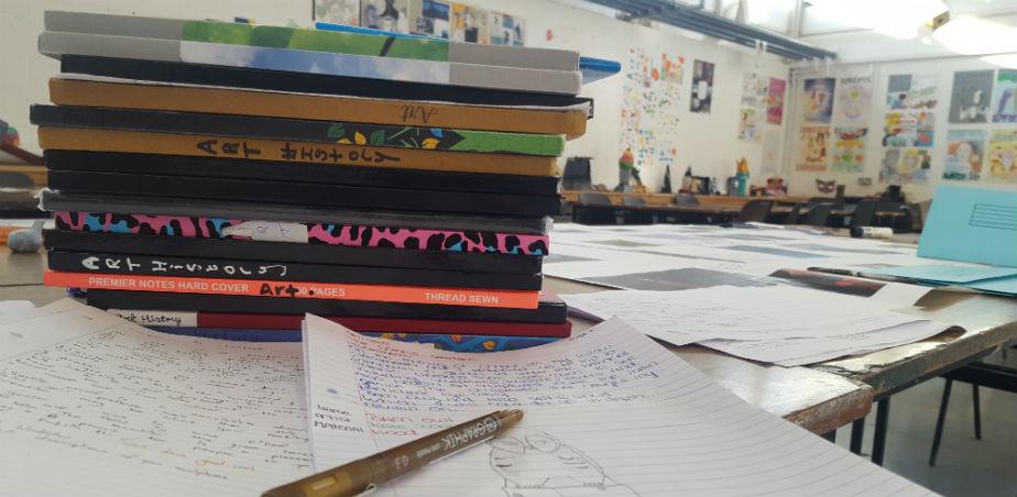 Guest Blogger: Kieran Gallagher – Art Teacher Blog Post No1