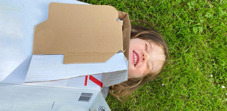 Box Baby: The Ark Early Years workshop