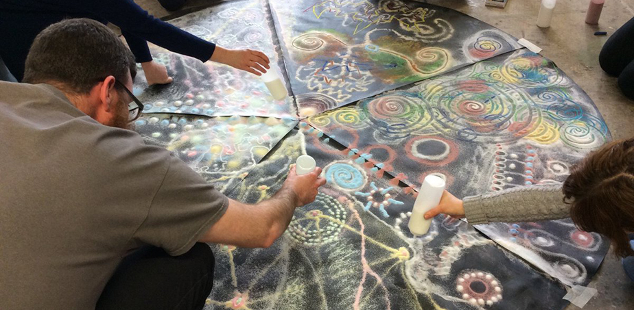 Art facilitation crawford art college cork
