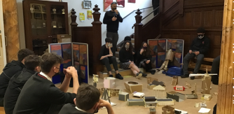 Meanscoil Gharman, Enniscorthy, Wexford. Creative Schools Week 2021