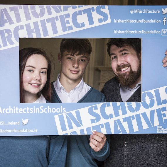 IAF National Architects in School Programme, photo credit Ste Murray