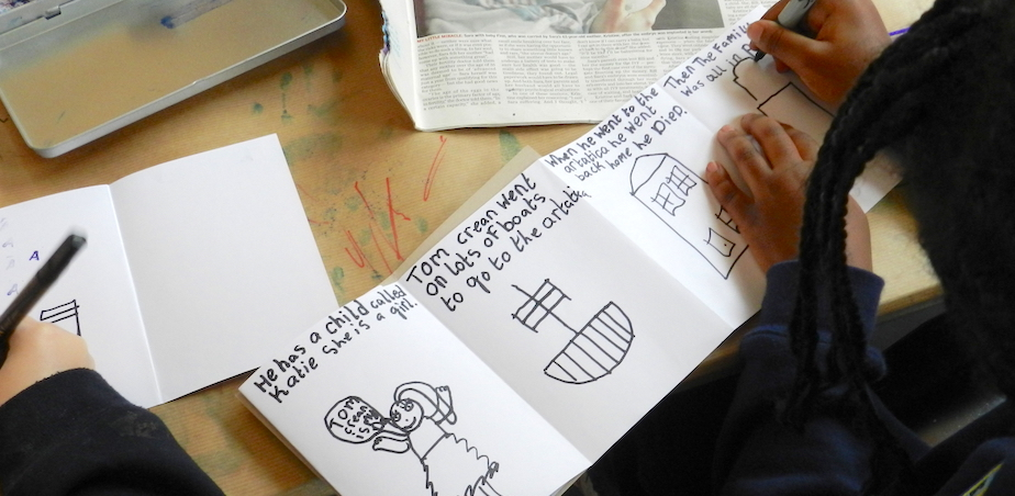The Ark, Creative Writing & Special Educational Needs