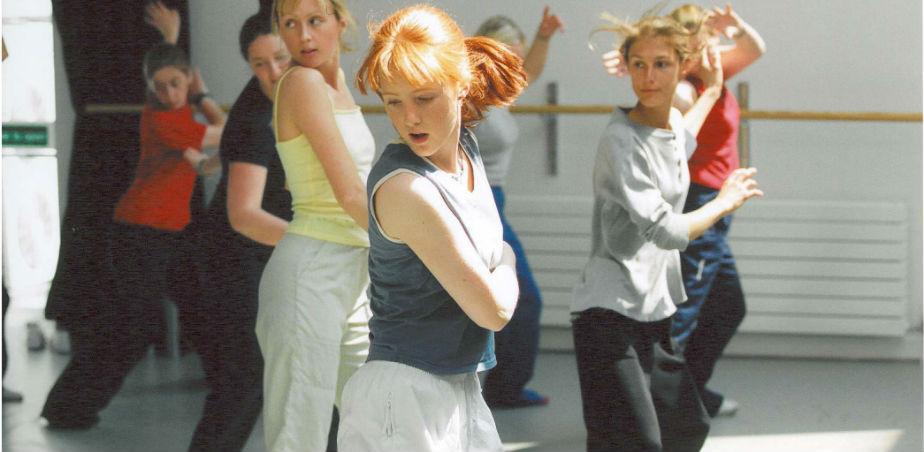 Dance Theatre of Ireland Teens Dance Camp