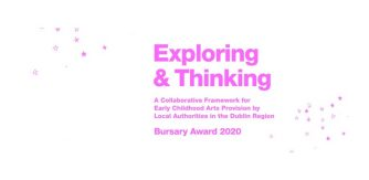 Early Childhood Exploring & Thinking Bursary Award 2019