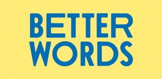 Image copyright Eva International - 'Better Words' Project Image