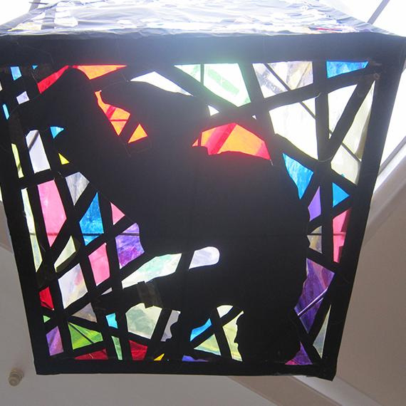Cube (c) Helen Barry