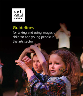 Guidelines for taking and using images of children and young people in the arts sector