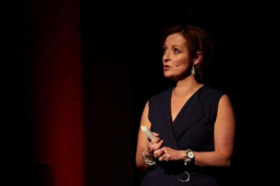 Image - Paula Phelan the Head of Quality, Support and Development for Music Generation