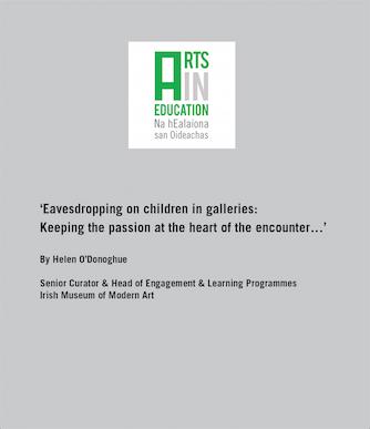 Eavesdropping on Children in Galleries