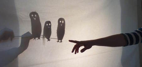 'Shadow Puppets' (c) Fingal County Council Arts Office