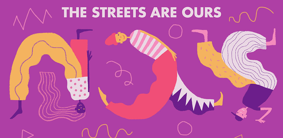Image: The streets are ours, Barboró festival