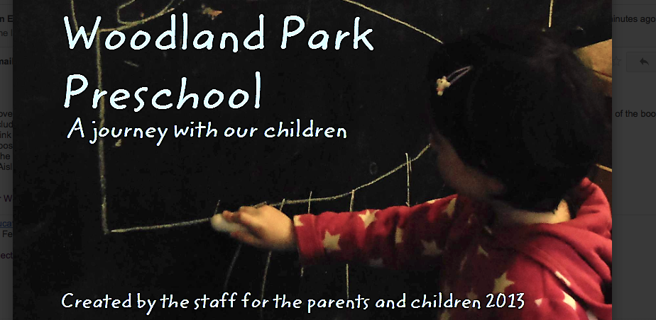 Woodland Preschool Bookcover
