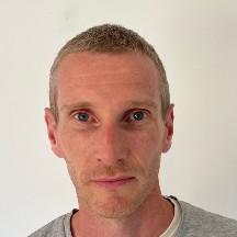 Teacher Iain Burns