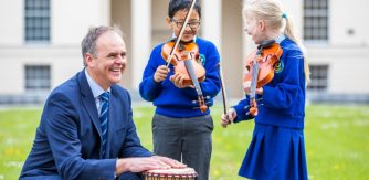 Music Generation: Music Generation prog expands to 5 more counties