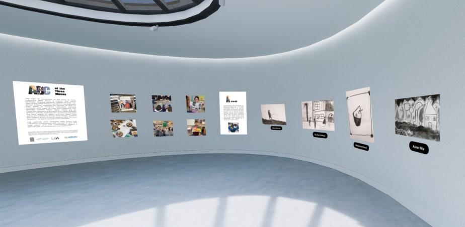 Mozilla Hibs Exhibition