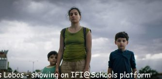 Image: Los Lobos showing on IFI@Schools Platform