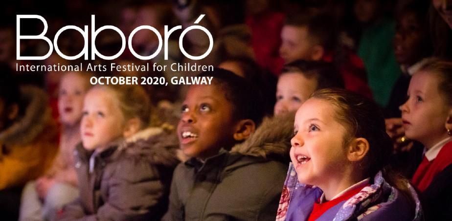 Announcing the 24th baboró international arts festival for children